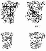 Surrey Fonts Lined Font sketch template