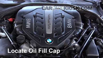 add oil bmw  xdrive gran coupe