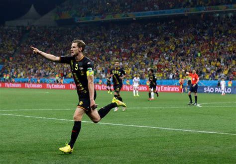 World Cup: South Korea 0-1 Belgium – Vertonghen On Target ...