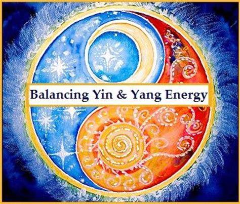 balancing yin  energy vibrational energy healing