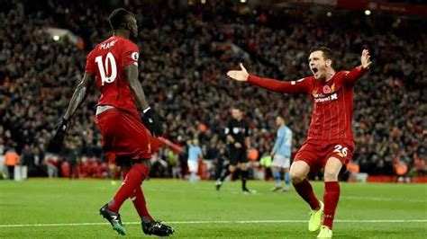 Liverpool vs. Manchester City score: Reds win Premier ...