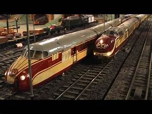 The Largest Model Railway Layout With O Scale Model Trains