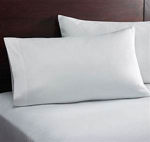 lot of 6 cotton blend t250 white king size hotel linen With cheap king pillows