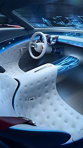 Wallpaper Vision Mercedes Maybach 6, electric cars, luxury