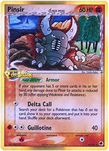 Pinsir Pokemon Card Images | Pokemon Images
