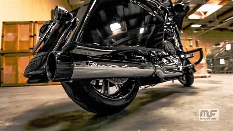 Magnaflow Harley-davidson Touring Motorcycle Performer 2-1