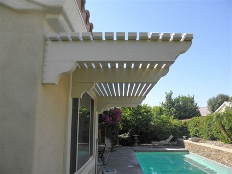 Backyard Awning by Patio Awnings Valley Patios Custom Patio Covers