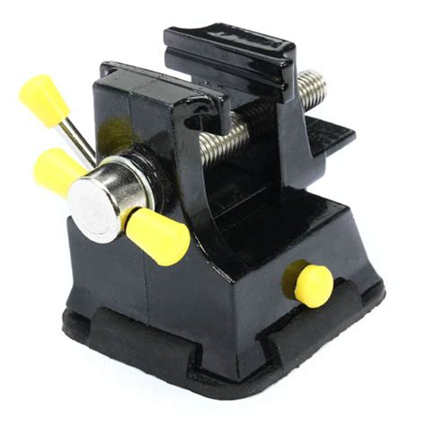 mini bench vice clamp carving clamping tools plastic screw