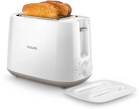 Pop Up Toaster Price by Philips Hd2582 00 830 W Pop Up Toaster Price In India