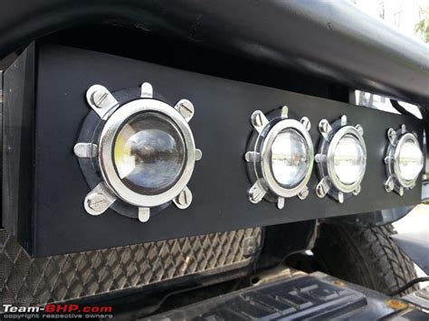 review 60w cree led light bar page 3 team bhp