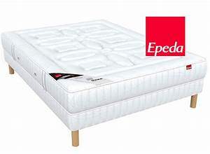 Matelas ressorts epeda orchi 160x200 for Luminaire chambre enfant avec mal au dos matelas