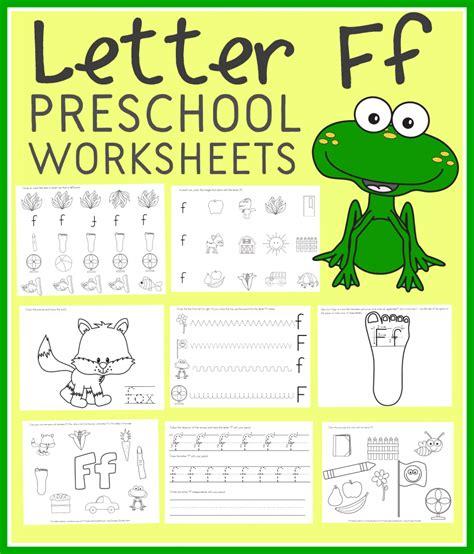 free letter f preschool worksheets instant 413 | cap 29