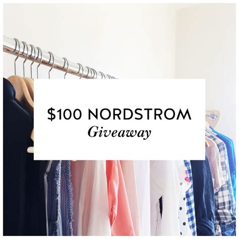 This is all that you need to do in order to check your nordstrom gift card balance. $100 Nordstrom Gift Card Giveaway!! Check out instagram.com/herhautemess for details under the ...