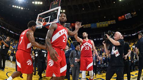 NBA Finals 2019: Players react to the Toronto Raptors ...