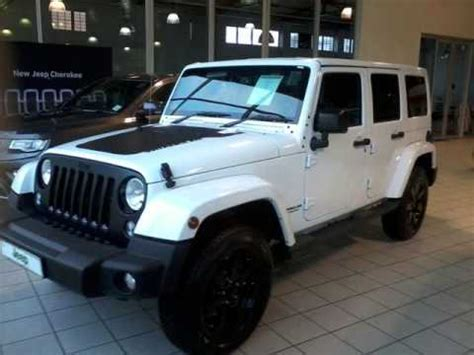 jeep wrangler   sahara altitude auto  sale auto trader south africa