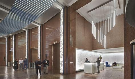 nyc history  alive  corporate lobby renovation