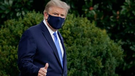 president donald trumps covid  diagnosis  asked