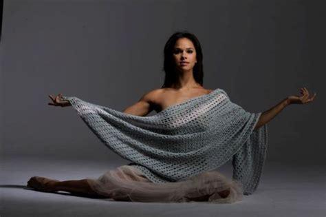 Misty Copeland Is One Hot Ballerina Pics
