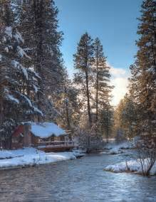 Cabins Metolius River Oregon