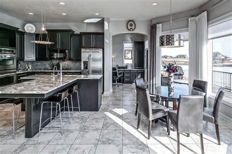 Beautiful Black Kitchen Cabinets (Design Ideas
