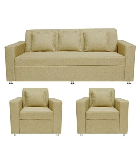 Sofa Sets With Price by Bharat Lifestyle Lexus Fabric 3 1 1 Sofa Set Buy Bharat
