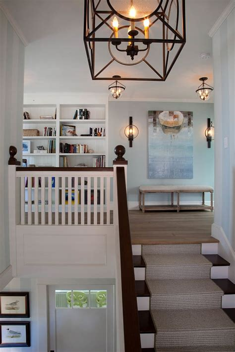 Decorating Ideas For Upstairs Landing by 25 Best Ideas About Upstairs Landing On
