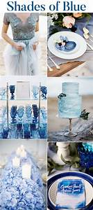 Stunning Shades of Blue Wedding Inspiration | B&E Lucky in ...