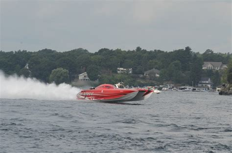 Boat Crash This Weekend by Boat Crash This Weekend 1000 Islands Run