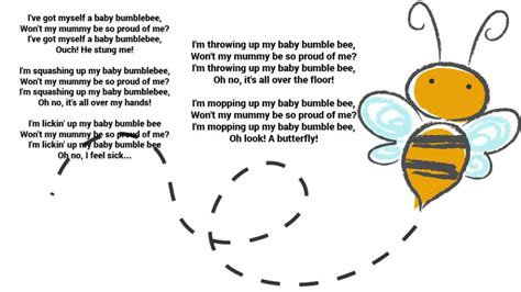 baby bumble bee australian version lyrics lyrics for 660 | maxresdefault