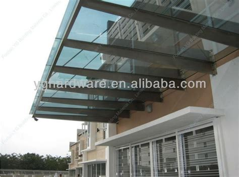 glass awning  stainless steel frame canopy  buy