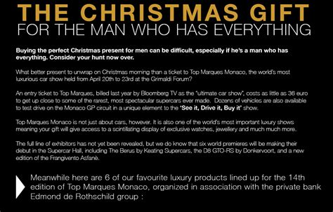 christmas gifts for the man who has everything 10001
