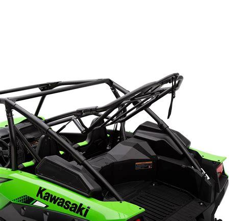 kawasaki teryx krx  pivoting rear cargotire rack