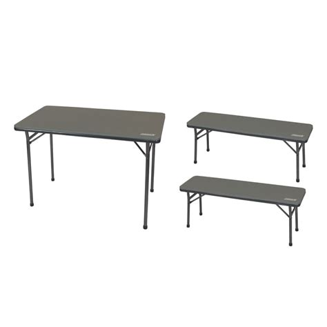 folding table and bench set folding table and bench set getaway outdoors