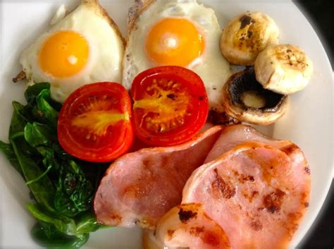 lchf big breakfast keeps you full for longer