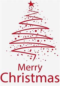 Red Christmas Tree, Vector Png, Christmas, Christmas PNG ...