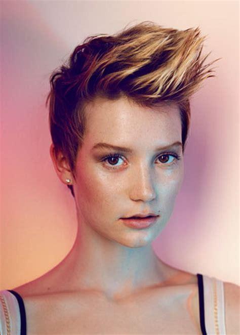 Lesbian haircuts