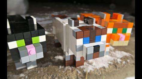 Lego Creator Furry Creatures Speed Build