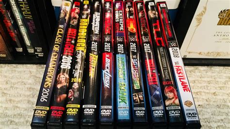 Wwe Raw Ppv Dvd Collection Review (2016