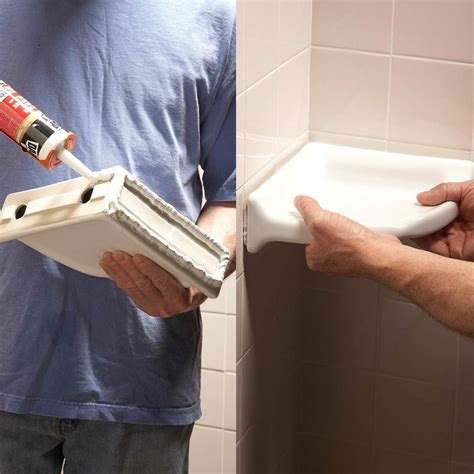 clever   bathroom storage tips   home