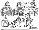 Coloring Gingerbread Usps Holiday Village Office Printable Postal Sheet Candy Drawing Activity Printables Template Lesson Toddlers Pdf Getcoloringpages Largest Christmas2013 sketch template