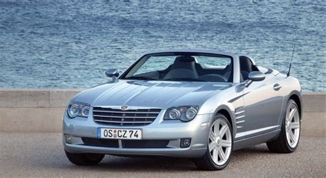 chrysler crossfire cabrio chrysler crossfire cabrio 2004 2008 technical data prices