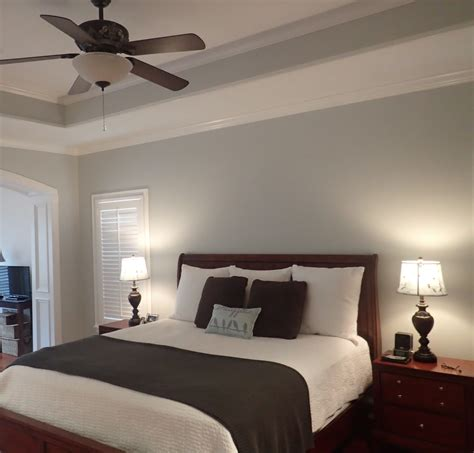master bedroom sherwin williams silverpointe gray