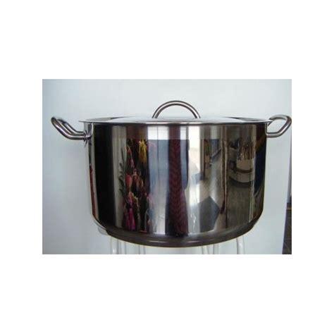 marmite et cuisine marmite inox 36 cm et cuisine