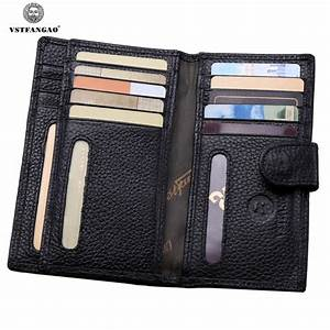 fashion women men business genuine leather card holder With designer business card holder for women