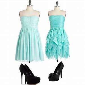 Some REALLY cute dresses and heels! - Polyvore