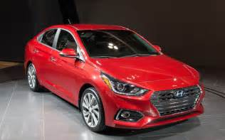 toyota camry toronto premiere in toronto 2018 hyundai accent a refined