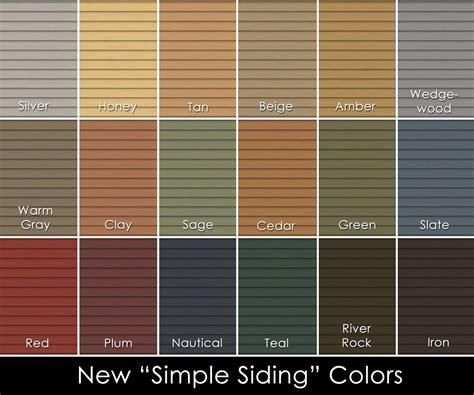 vinyl siding color scheme pictures contemporary decoration