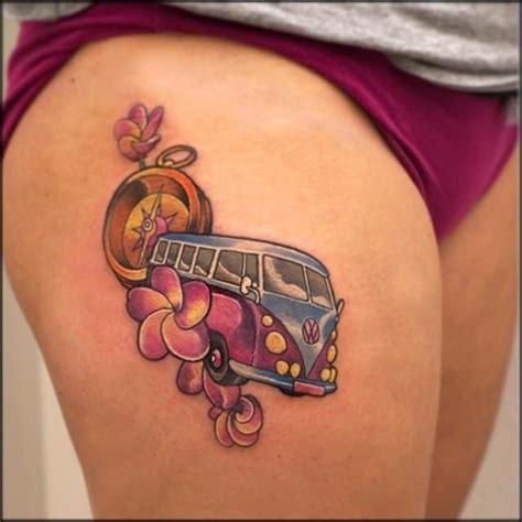 volkswagen bus tattoo best 20 hippie tattoos ideas on pinterest hippie