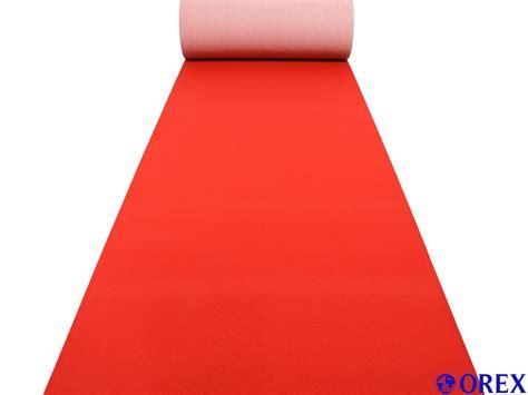 roter teppich kaufen roter teppich meterware