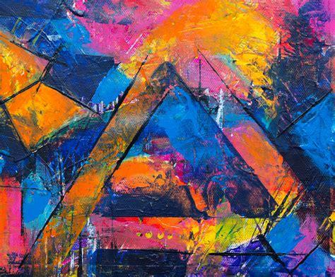 gratis afbeeldingen schilderij moderne kunst acrylverf